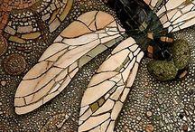Идеи мозаики. The ideas mosaics.