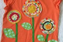 Applique Tshirts / by Sodbury Sewing Circle