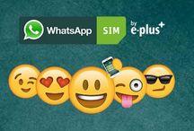 WhatsApp / Kostenlose WhatsApp SIM Karte | Prepaiddealz.de