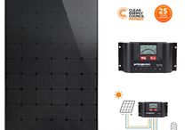 Rooftop Solar Panels / Ozimall Provide you quality Rooftop Solar Panels with minimum 1 year warranty.