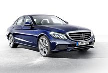 The New C-Class / The new C-Class has been unveiled in Stuttgart and will have its world launch at the Detroit Motor Show in January. It offers sensuous and clear design and a host of technical innovations as well as a comprehensive scope of standard equipment and exemplary emission and fuel consumption values. Here's a peek ahead of the launch.