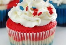 Red, White & Blue Inspiration!  / #MemorialDay #4thofJuly