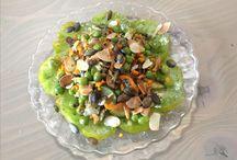 Cuisine végétale / Cuisine santé,  végétarienne et/ou végétalienne. Healthy food, Veggie .