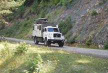 alte trucks und camper