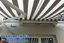 Mavi, pergola tente , Extra dünya, Extra mekan, pergola, tente, 0532 245 00 78,