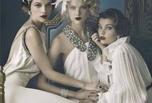 Gatsby Style Wedding / Be inspired by this current glamorous trend!