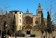Sant Cugat del Vallès (Barcelona) / My 2nd home and town in Spain.