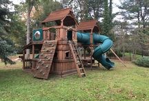 Refurbish, Repair, Relocation Services / We provide comprehensive wood playground/playset services. Some of our services include: maintenance, refurbishing, repairs, replacement parts, modifications, add-ons, relocations, repositions, site checks, safety assessments, warranty labor, and much more.