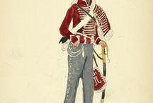 Uniformi russe napoleoniche