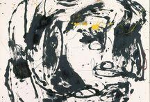Jackson POLLOCK / œuvres de l'artiste