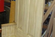 Projects with old Wooden Doors