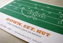 Football Party / by Ellison Reed