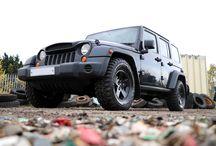 SEEKER All Black Styling for Jeep Wrangler