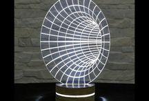 Laser acrylic
