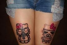 Tattoos / by Kayla Trujillo