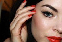 Make up / Cool Makeup Pics / by Kristen Cruiser
