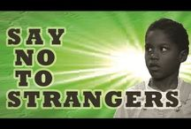 """Safety / Stranger Danger / Safety Video Saves Child's Life! The Learning Station received a phone call from a preschool director. The caller said """"You saved Josh's life. He knew what to do because of your video."""" Josh is a 4-year old boy who was nearly abducted by strangers as he played in his front yard. He says the song titled """"Say No to Strangers"""", from the ALL ABOARD video he watched frequently at preschool, taught him the simple but effective lyric."""