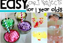 Baby Play / Fab ideas for baby play and activities for lottle ones up to two years of age.