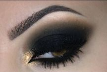 make up arabian stail