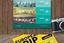 Flyer Turismo Inspiração