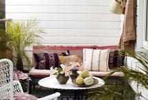 Balcons, terrasses i badius