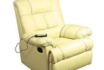 Sillones de masaje / Sillones de masaje para aliviar dolores y relajarse