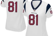 Owen Daniels Nike Jersey – Authentic Elite Texans #81 Blue White Jersey / The Houston Texans Owen Daniels jersey are available now for purchase at Official Shop! Shop the much-anticipated Blue and white Texans jerseys for Men's, Women's,Youth and Kids'. Shop authentic elite, replica game, or premier limited Houston Texans Owen Daniels jersey today to be ready for the 2012-2013 season! The new Owen Daniels team color and away jersey in stock now. Size S, M,L, 2X, 3X, 4X, 5X. / by Noe Ihnat