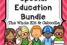 Special Education / by Taylor Rackovan