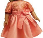 18 inch Doll Clothes / Fits American Girl Fits Our Generation Fits My Life