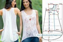 mønster klær