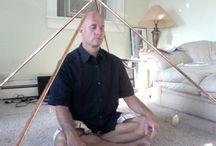 Pyramid Energies / DIY pyramids for meditation and more