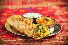 World Vegetarian Recipes / Global recipes that are inherently vegetarian. Indian, Middle Eastern, Japanese, Thai and more...