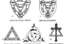The Holy Trinity - Symbols