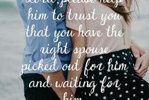 Pray for future husband