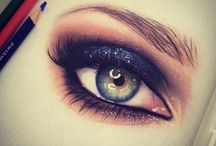 makeup to draw from