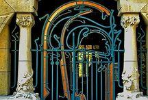 париж  красивые двери