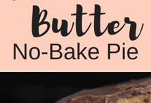 Desserts + Sweet Treats / Desserts, sweet treats, baked goods, and pastries