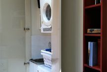 Laundry and Bathroom Designs