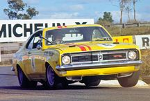 Classic Australian Touring Cars  / Touring cars which raced in 60's,70's and 80's