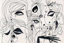 Kirsten Ulve / by Kenneth Hylbak