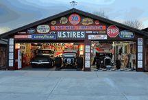 Dream house , garage!