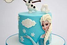 incríveis bolos de meninas (crianças)