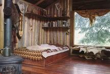 Hippie bedroom idea
