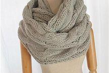 Crocheting & Knitting Make Me Happy / by Lisa Stark