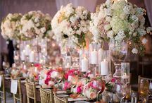 Everything Weddings / Beautiful #flowers and #decorations for the big day