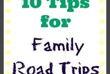 Travel / Travel ideas for the family, travel tips, tips for traveling with the family. Vacation ideas.