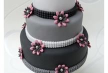 Pink & Gray..love it