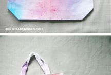 Tie Dye Bag Ideas
