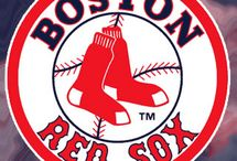 Red Sox!!! / Board dedicated base ball team Boston Red Sox