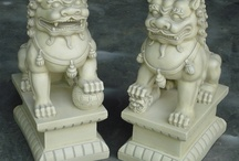 Chinese Statues/Dragons.... / I Love Chinese culture and statues